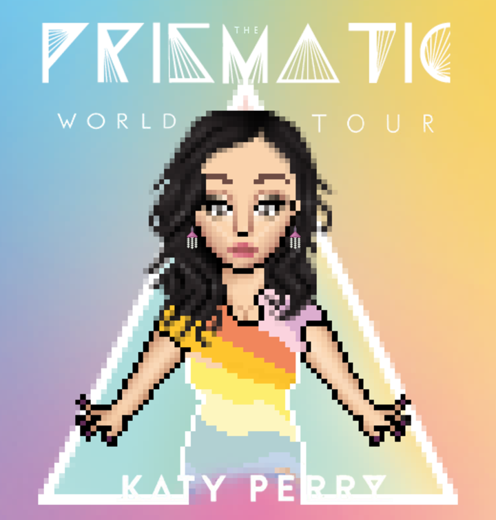 Katy Perry Habbo Tour Dates