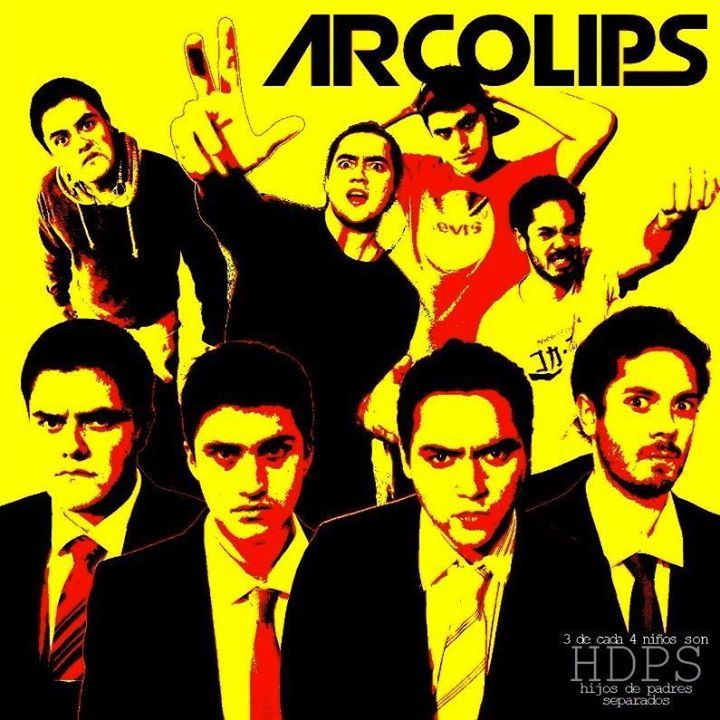 Arcolips Tour Dates