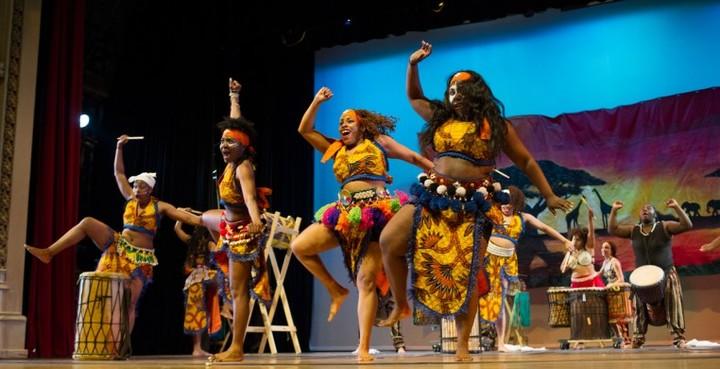 Ayodele Drum & Dance Tour Dates
