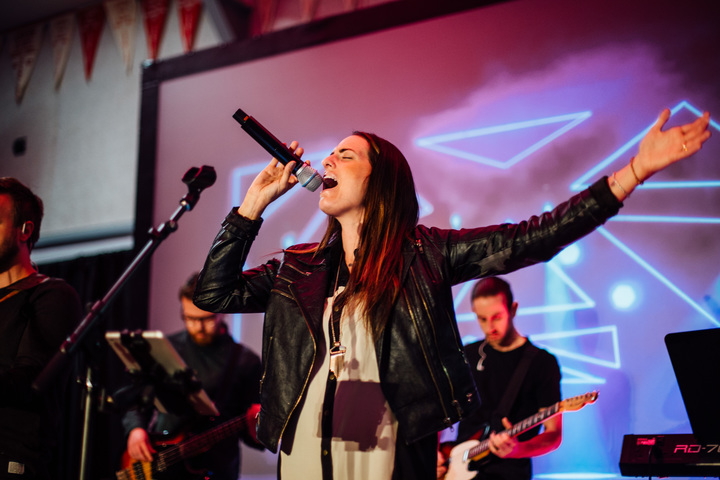 Brooke Nicholls @ New Life Community Church - Vaughan, Canada
