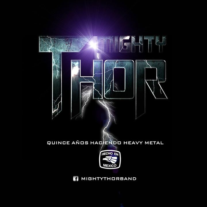 Mighty Thor Tour Dates