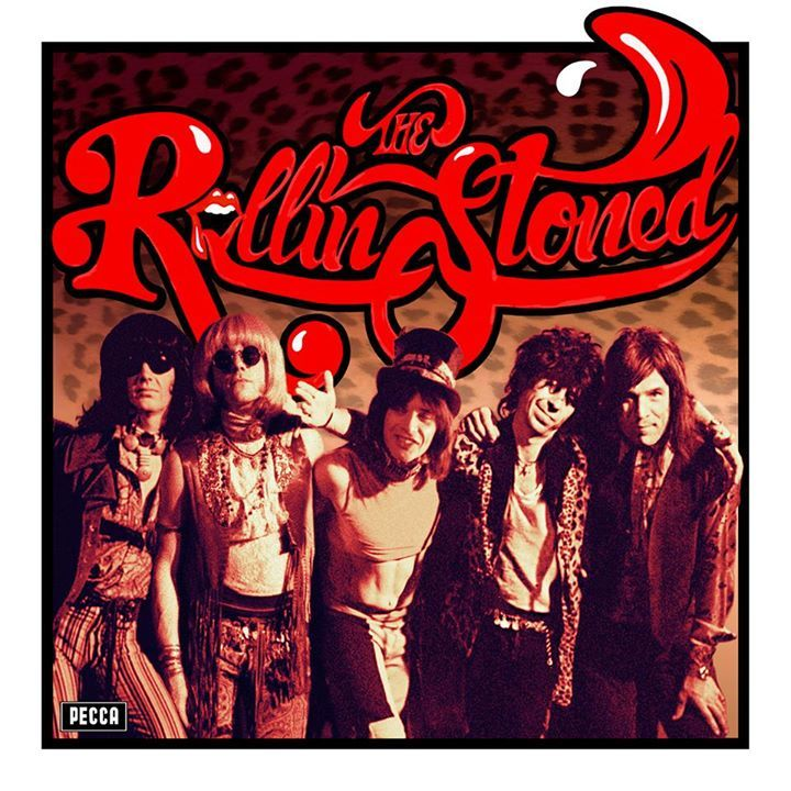The Rollin Stoned @ Boom Boom Club at Sutton FC - London, United Kingdom