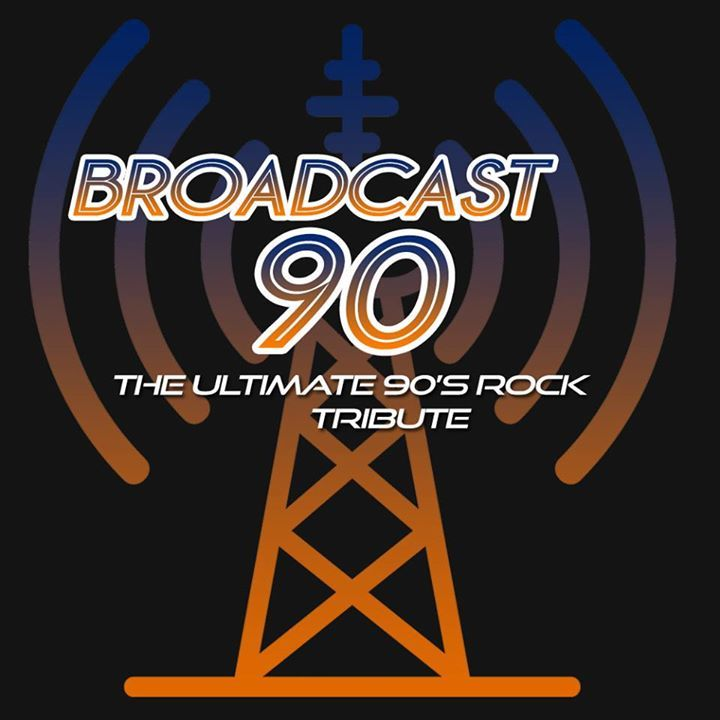 Broadcast 90: The Ultimate 90's Rock Experience @ Shawn O'Brian's Roadhouse - Jackson, GA