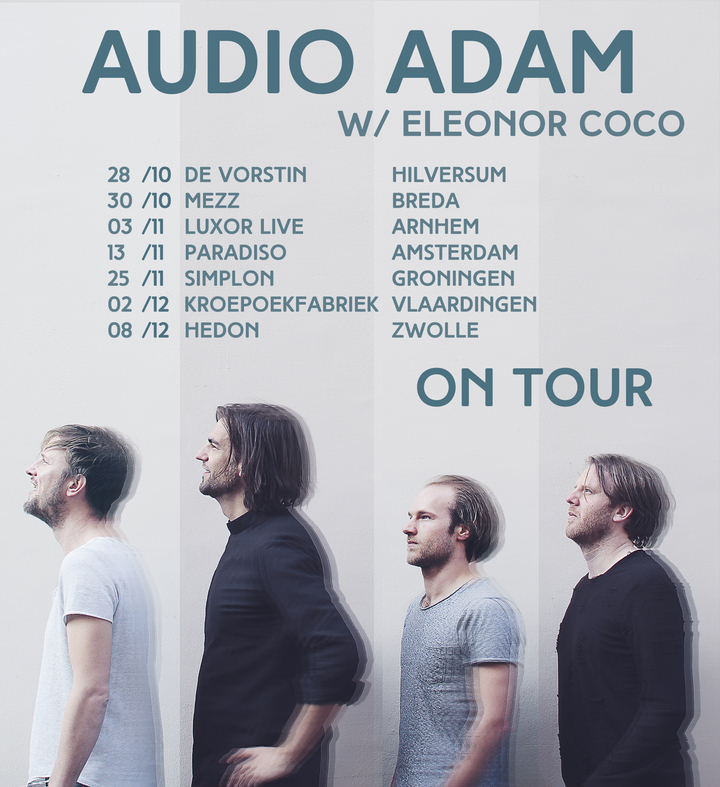 Audio Adam @ Hedon - Zwolle, Netherlands