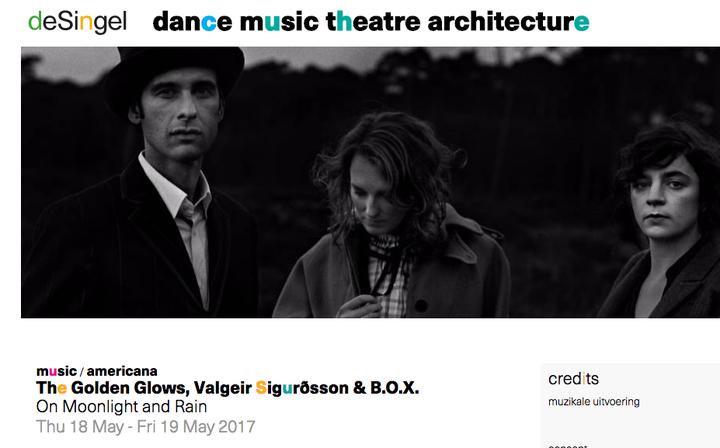 BOX - Baroque Orchestration X @ deSingel - Antwerpen, Belgium