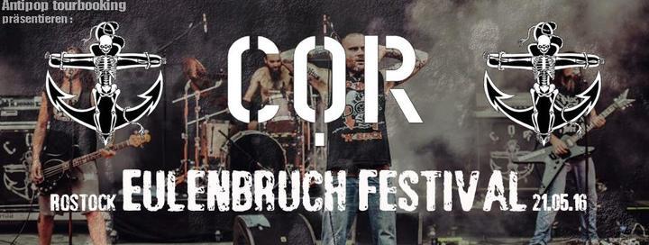COR @ Eulenbruch - Rostock, Germany