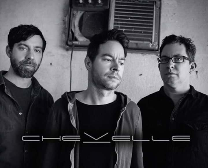Chevelle @ Riverside Municipal Auditorium - Riverside, CA