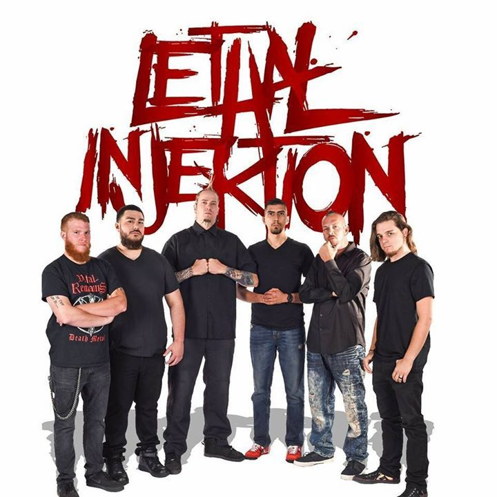 Lethal Injektion Tour Dates