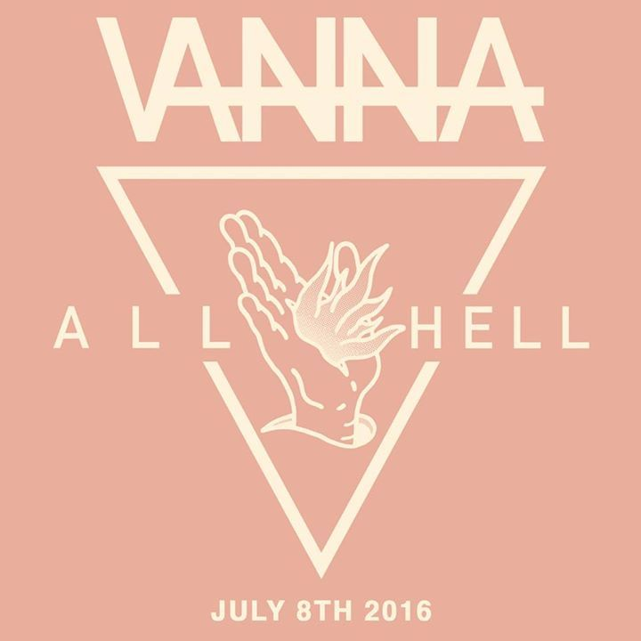 Vanna @ Garage - Glasgow, United Kingdom