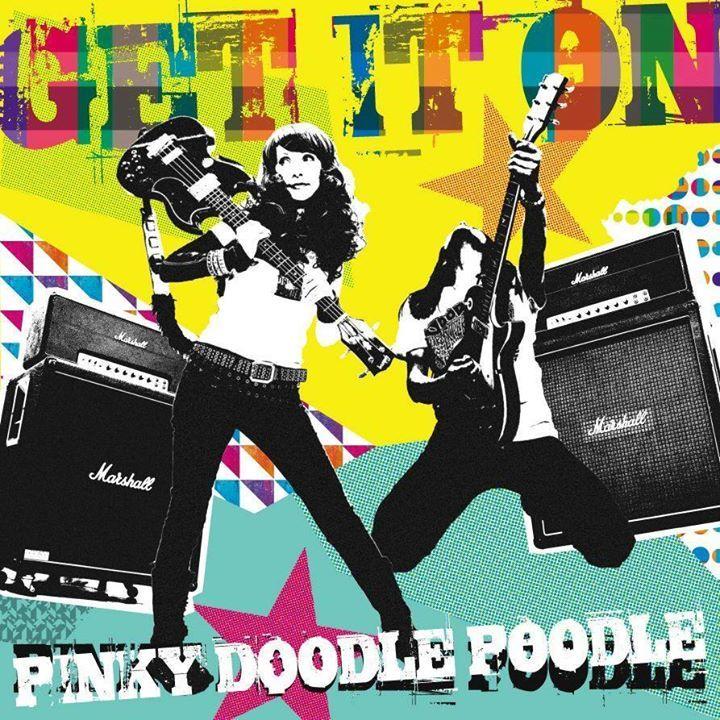 PINKY DOODLE POODLE Tour Dates