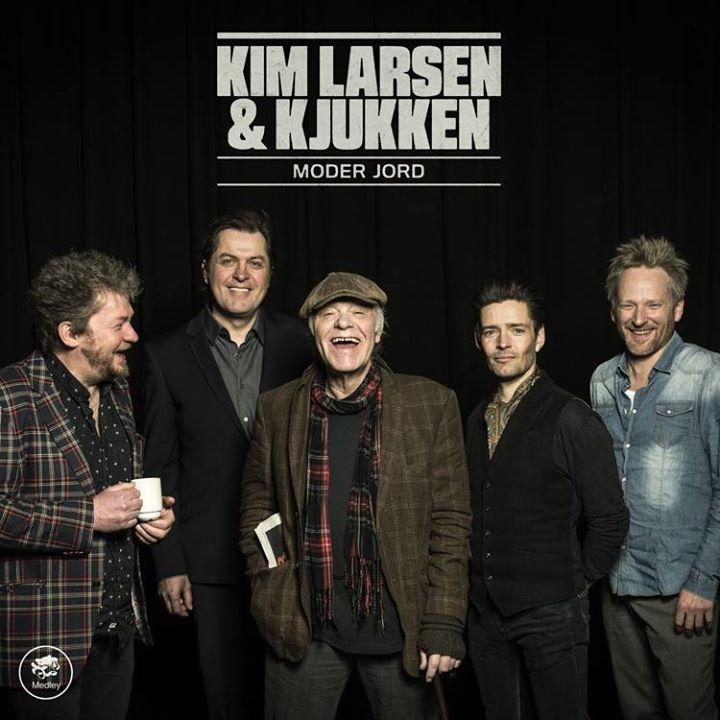 Kim Larsen & Kjukken Tour Dates