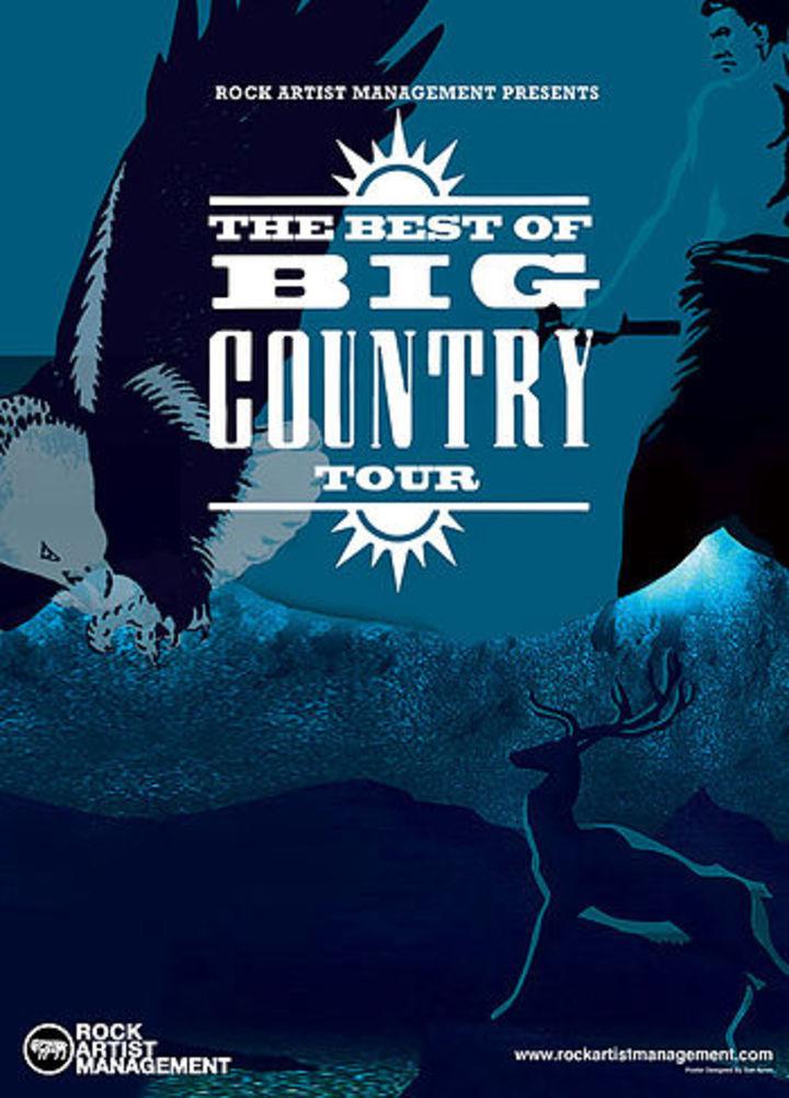 Big Country @ PJ Molloys - Dunfermline, United Kingdom