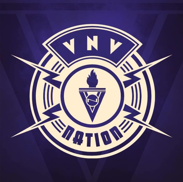 VNV Nation @ The Marble Factory - Bristol, United Kingdom