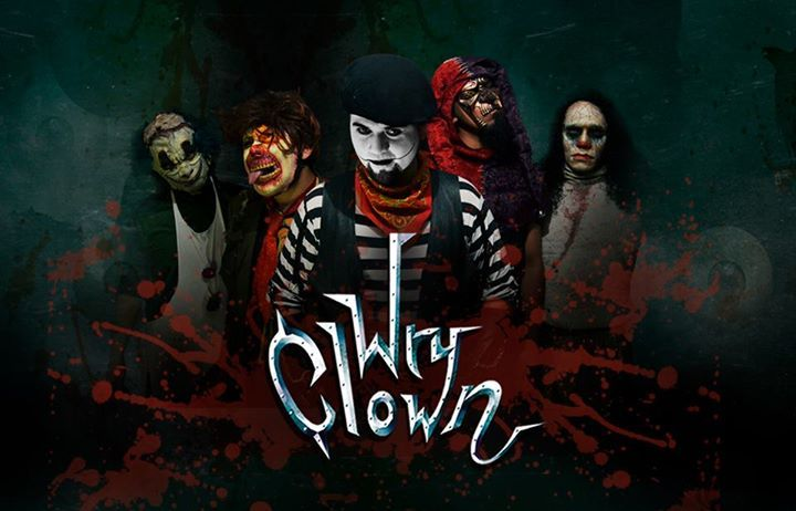 Wry Clown Tour Dates