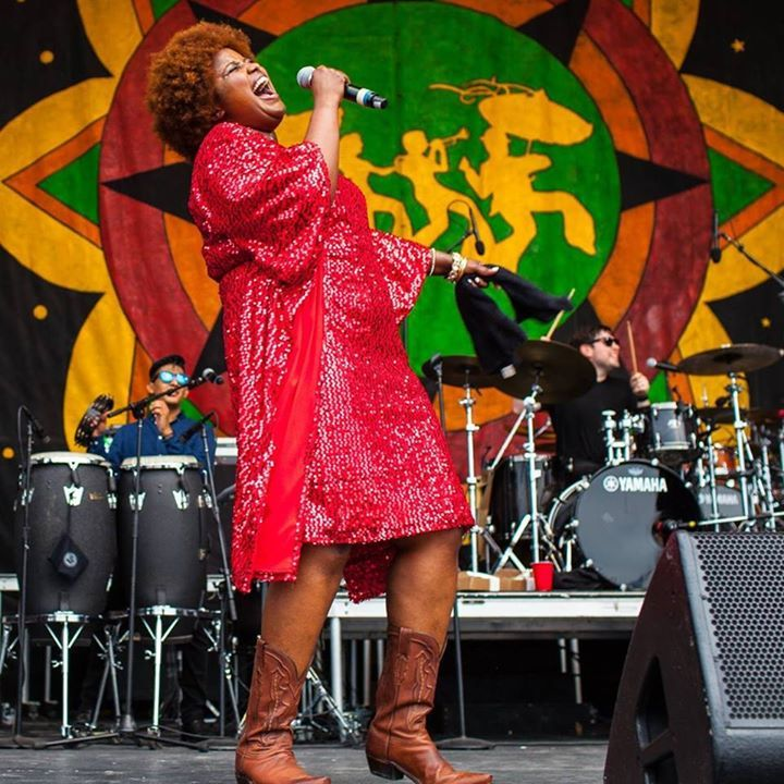 The Suffers @ Koncerthuset, Studie 3 - Copenhagen, Denmark