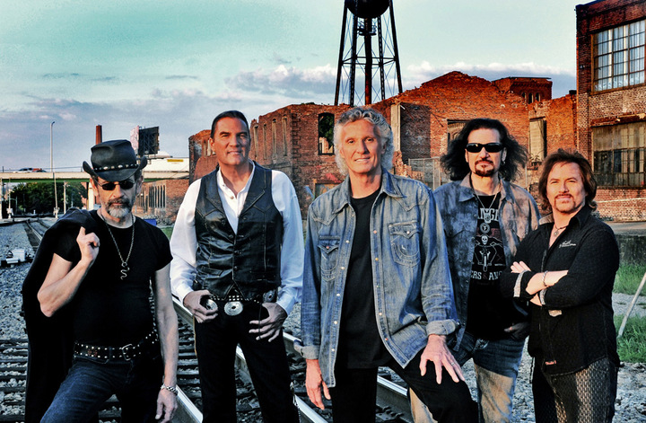 Grand Funk Railroad Tour Dates