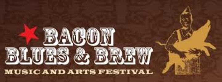 Image result for bacon blues and brew batesville
