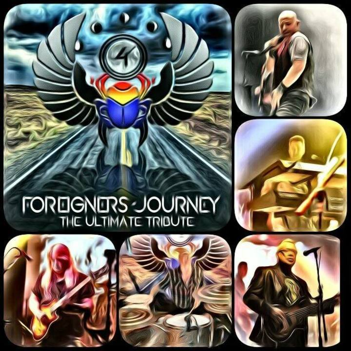 Foreigners Journey @ The Memorial Hall - Newmarket, United Kingdom