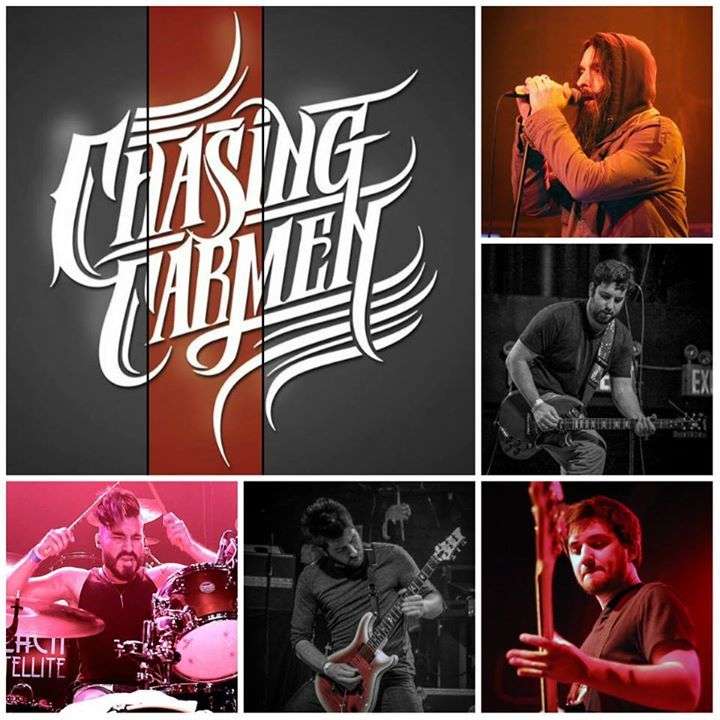 Chasing Carmen Tour Dates