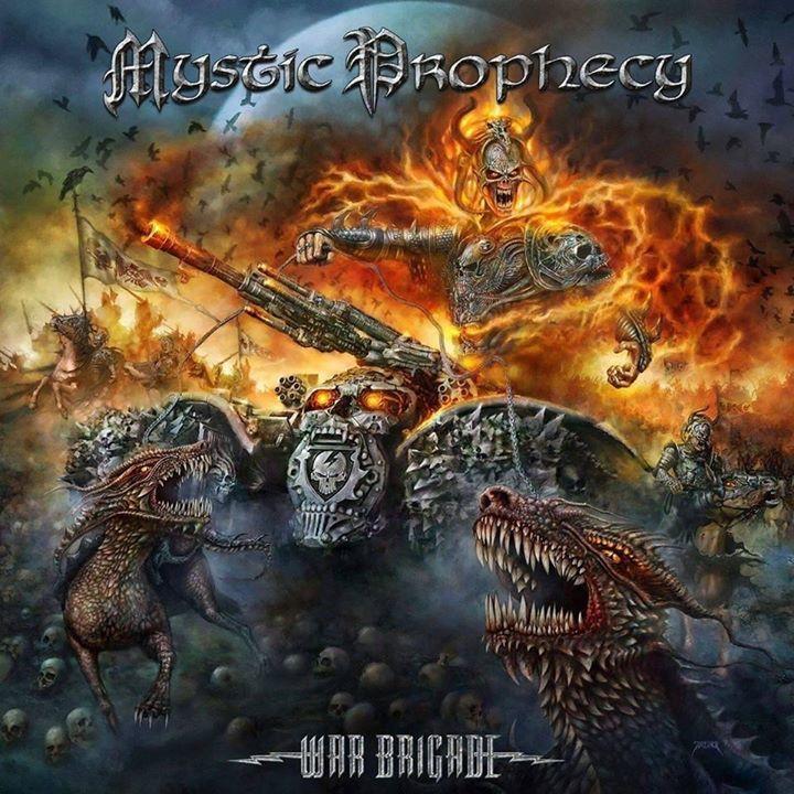 Mystic Prophecy @ Z7 Konzertfabrik - Pratteln, Switzerland
