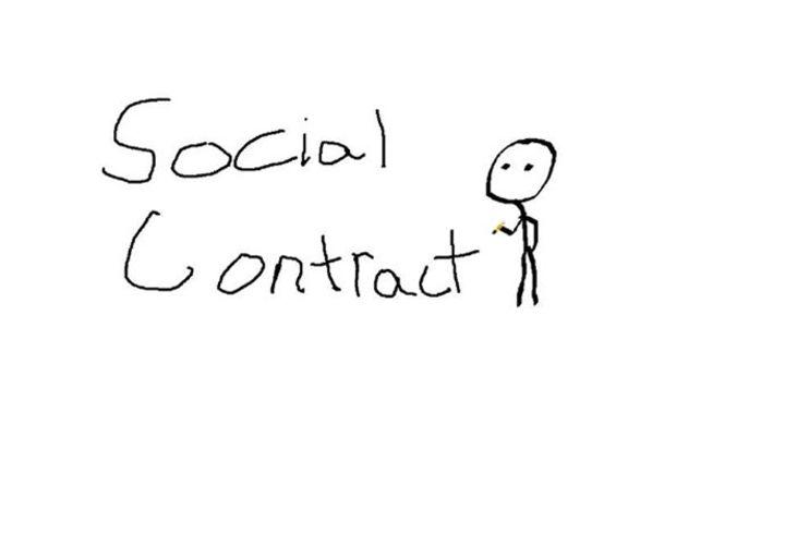 Social Contract Tour Dates