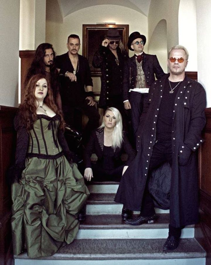 Therion Tour Dates