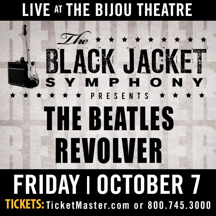 Black Jacket Symphony Tickets - JacketIn