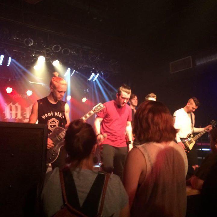 Mercury Down Tour Dates