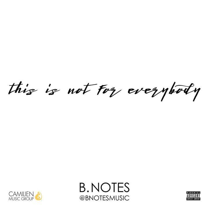 B. Notes Tour Dates