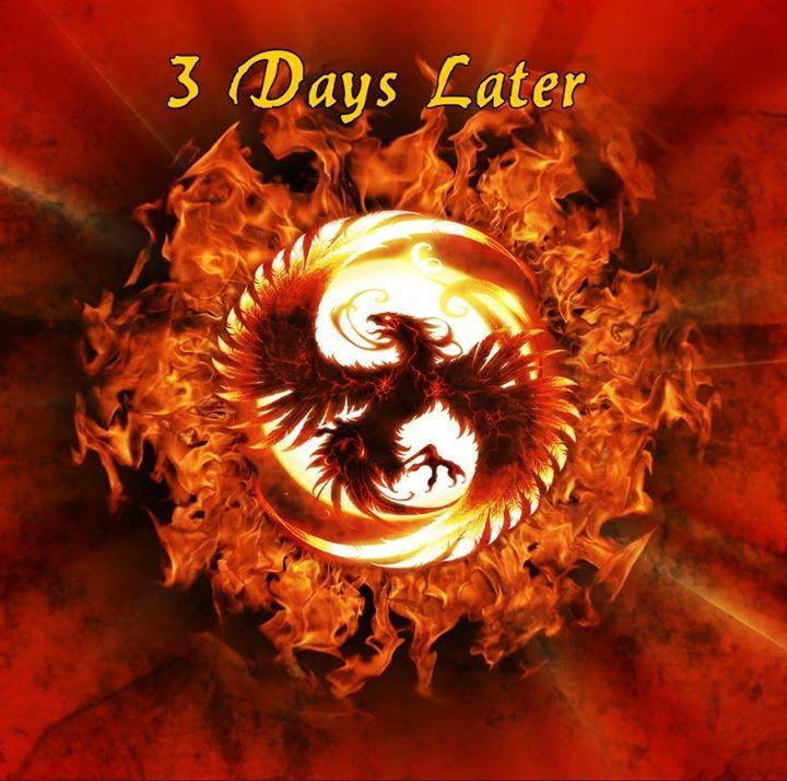 3 Days Later Tour Dates