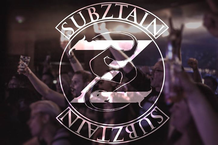 Subztain Tour Dates