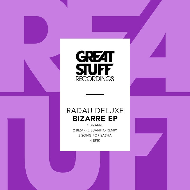 Radau Deluxe @ Bizarre EP Release Showcase  @ Insomnia FM Radio - Bukarest, Romania