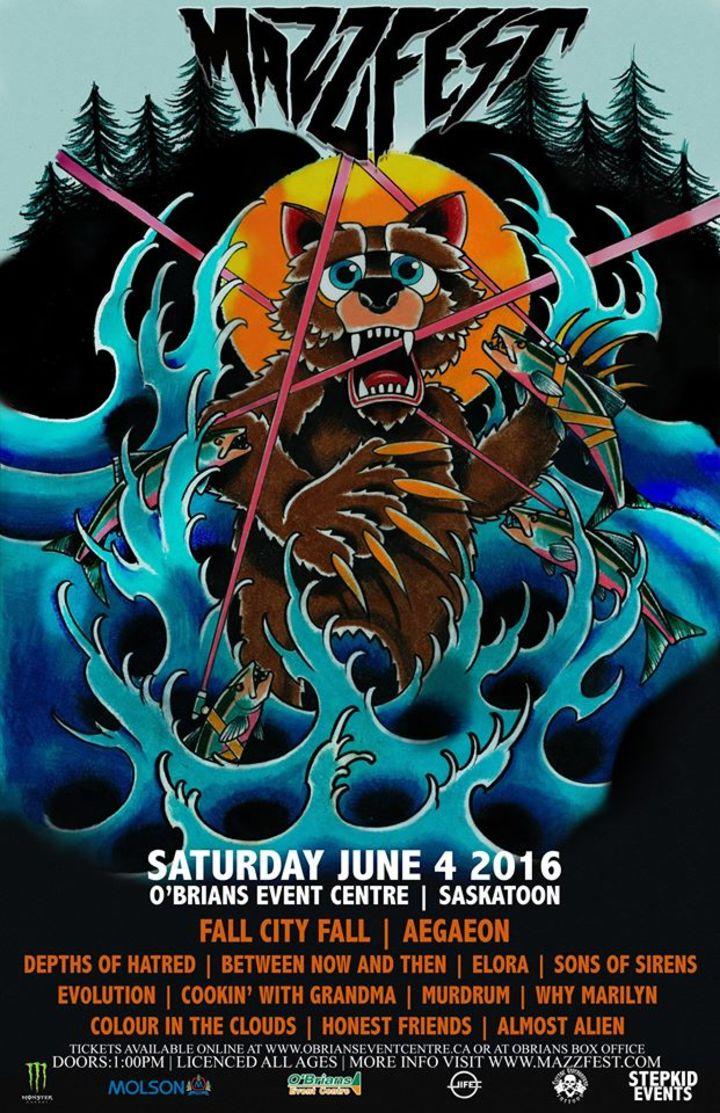 MazzFest Tour Dates