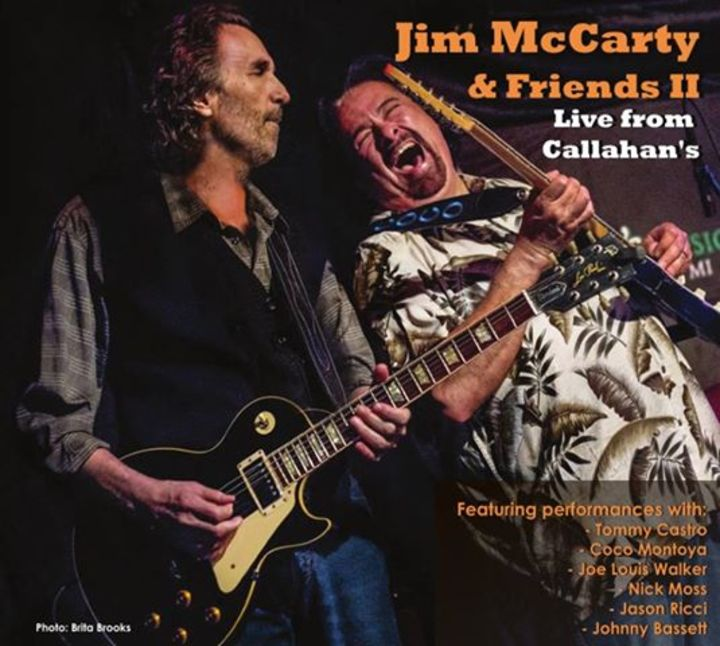 Jim McCarty and Friends Tour Dates