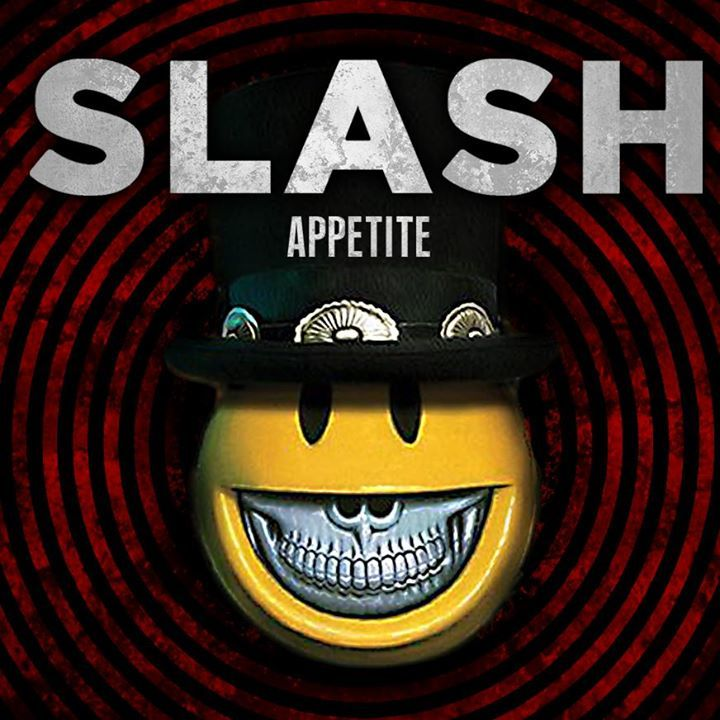 Slash Appetite Tour Dates
