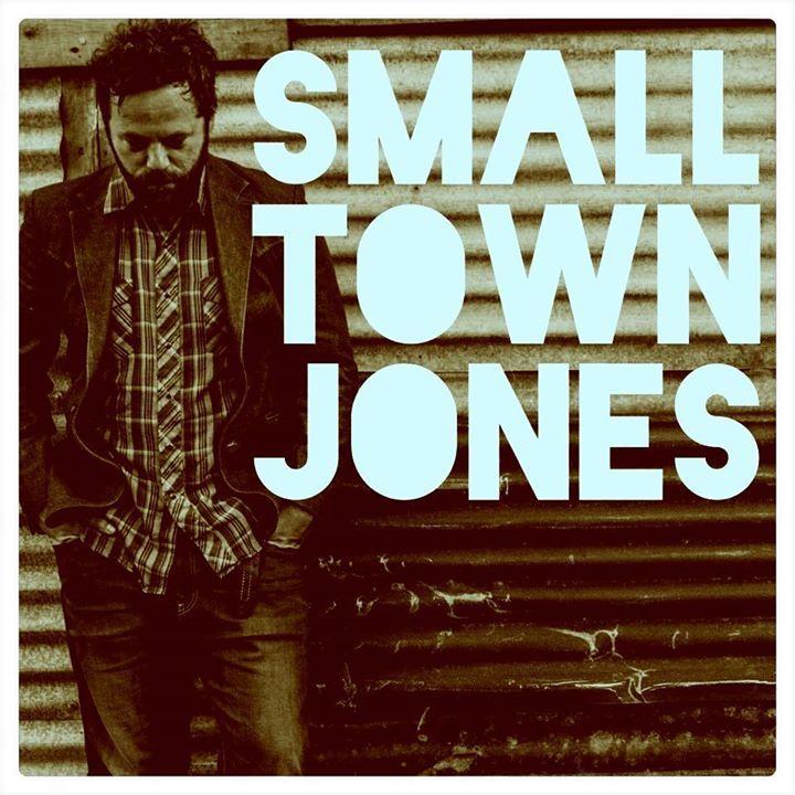Small town Jones Tour Dates