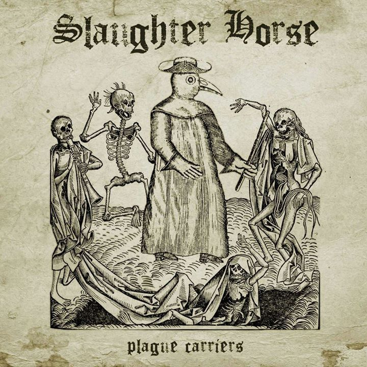 Slaughter Horse Tour Dates