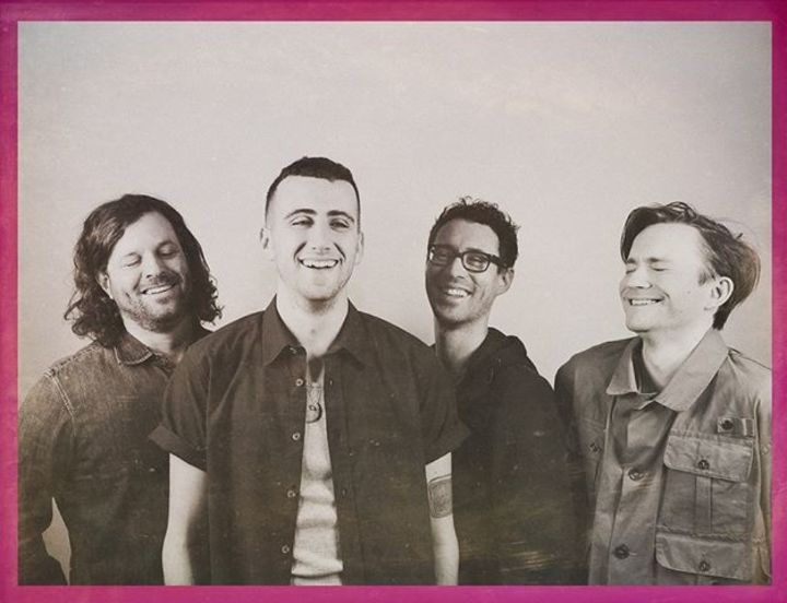 Cymbals Eat Guitars @ Durham Performing Arts Center - Durham, NC