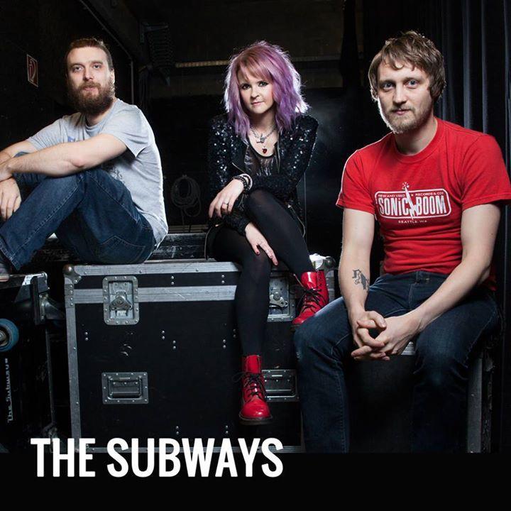 The Subways Tour Dates