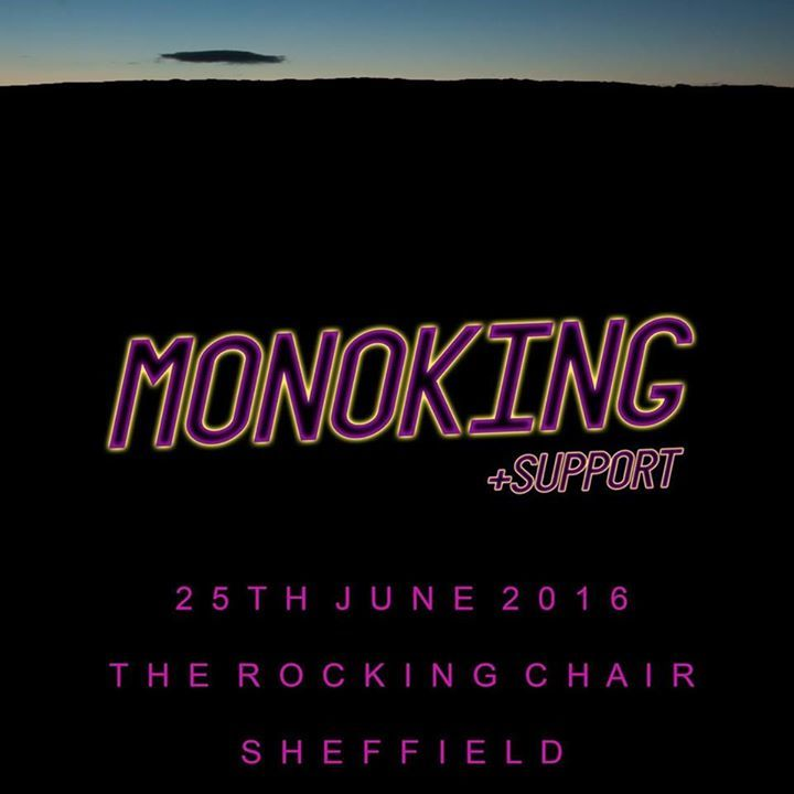 Monoking Tour Dates
