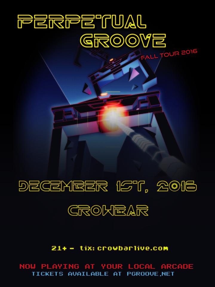 Perpetual Groove @ Crowbar - Tampa, FL