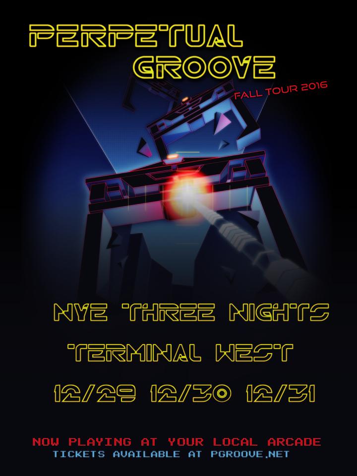 Perpetual Groove @ Terminal West  - Atlanta, GA