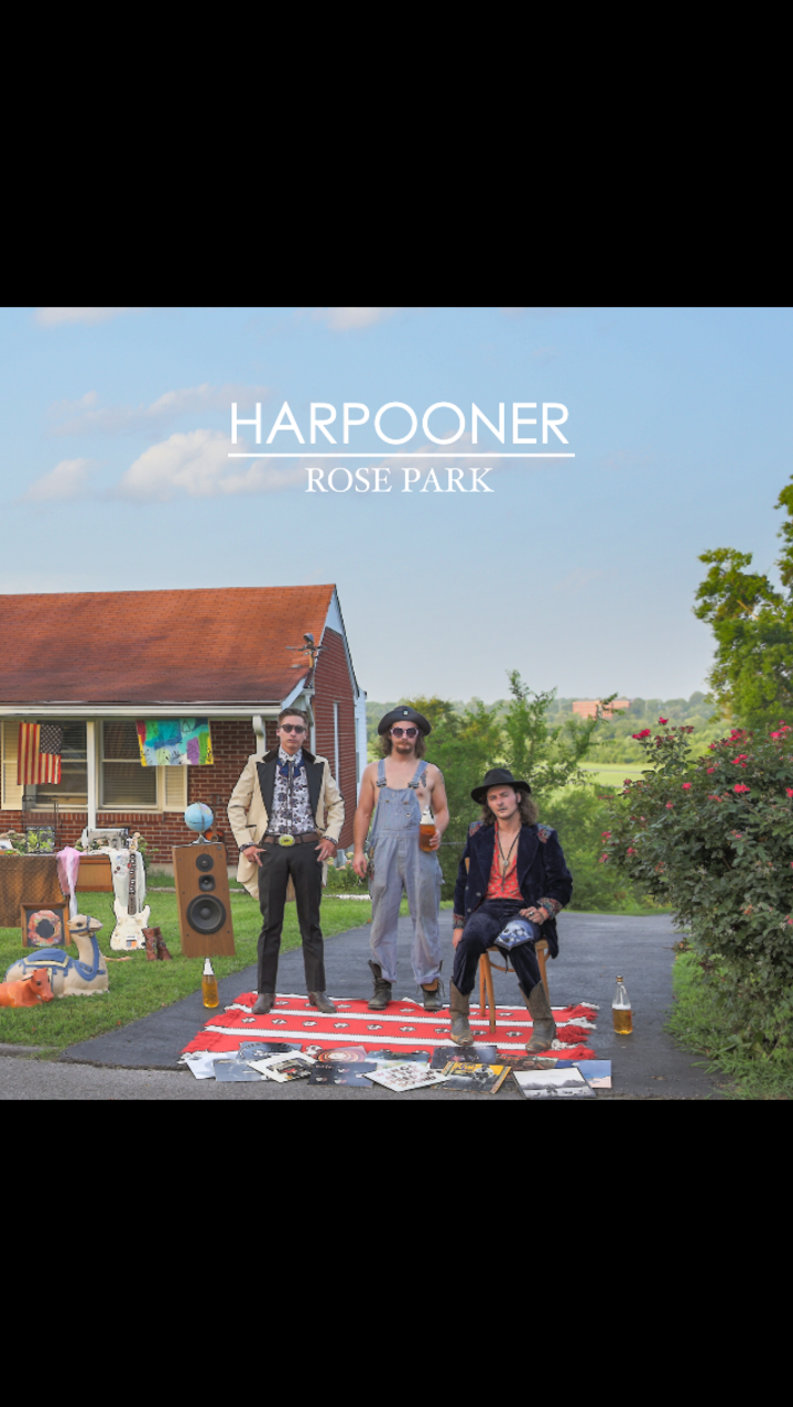 Harpooner Tour Dates