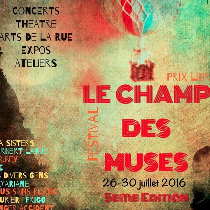 Le Champ Des Muses Tour Dates