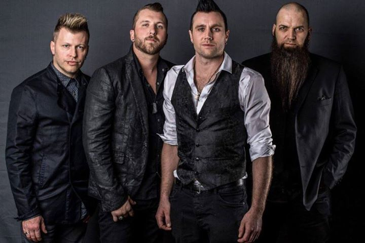 Three Days Grace Tour Dates