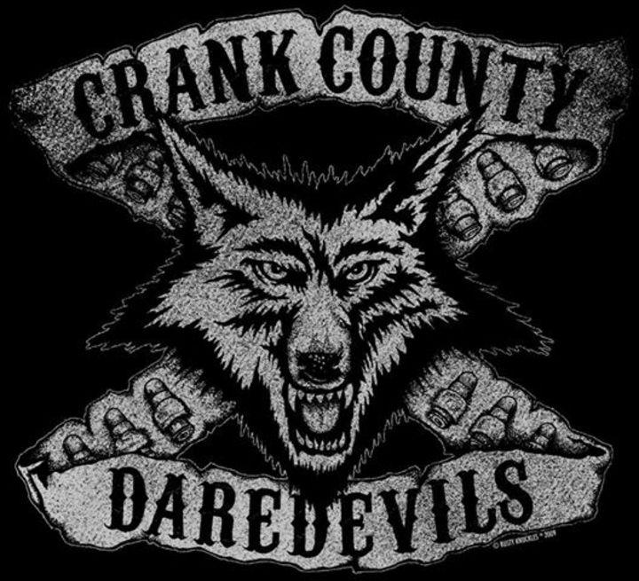 Crank County Daredevils Tour Dates