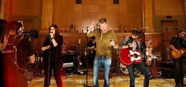 Lady Antebellum Fans Tour Dates