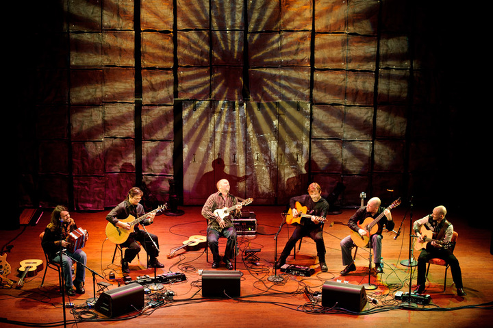 MG3: Montreal Guitar Trio / Montréal Guitare Trio @ MG3 / CGT @ Dosey Doe : The Big Barn - Spring, TX