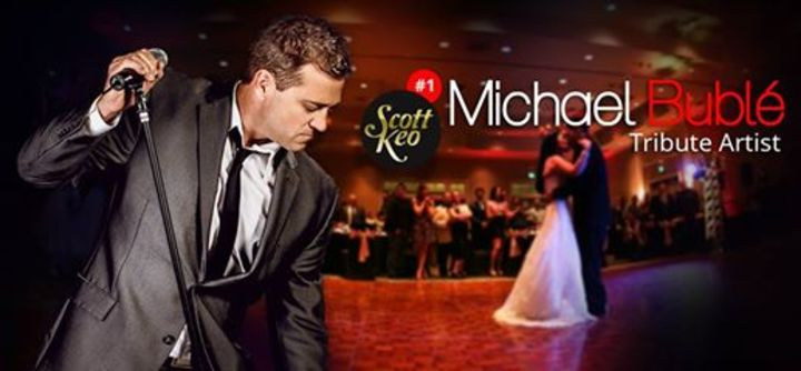 Scott Keo Michael Bublé Tribute Tour Dates