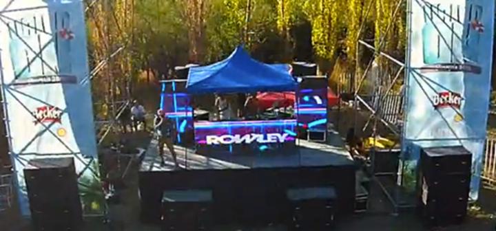 Dj Rowley Tour Dates